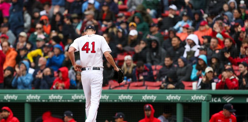 How Chris Sale was a Top 10 Pitcher in Baseball in 2019