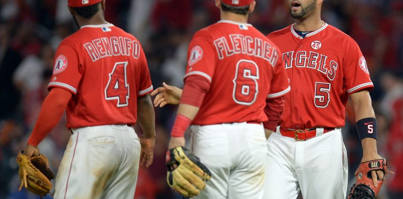Los Angeles Angels Welcome Newfound Infield Depth