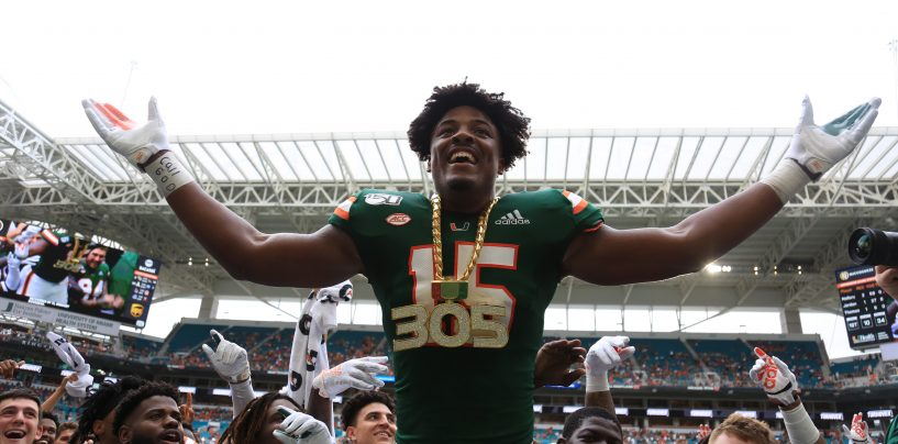 Miami Hurricanes' Gregory Rousseau Opts Out of Season