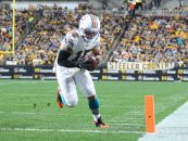 Dolphins' Albert Wilson Opts Out of NFL Season