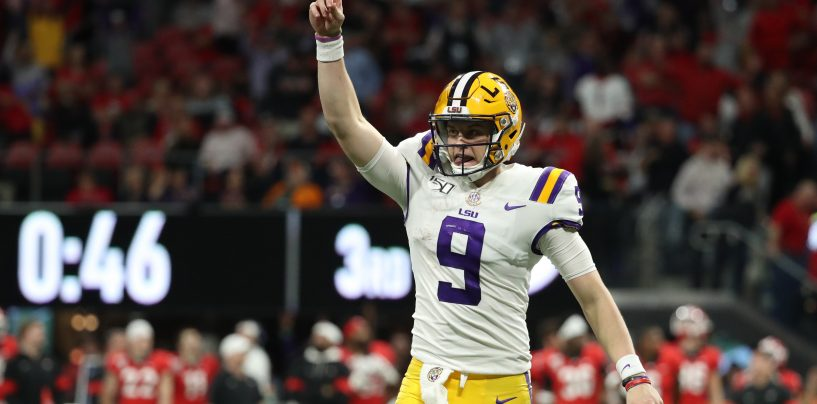 Bengals, Joe Burrow Agree to Rookie Contract