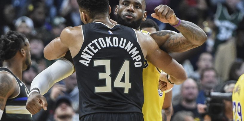 NBA Awards Rankings: Most Valuable Player