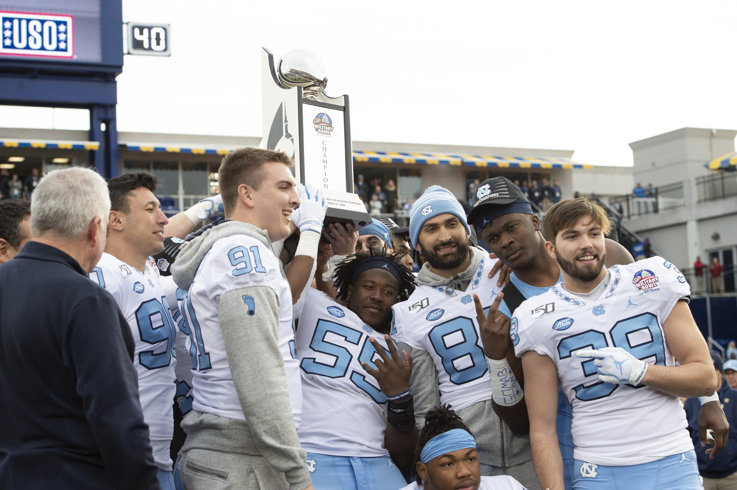 Can UNC Continue Their Dominant Recruiting Class?