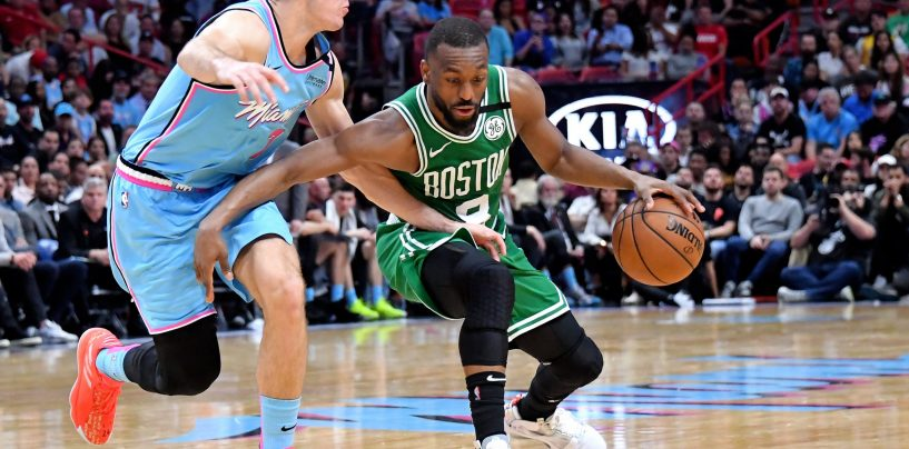 Start, Bench, Cut: Celtics Point Guard Edition