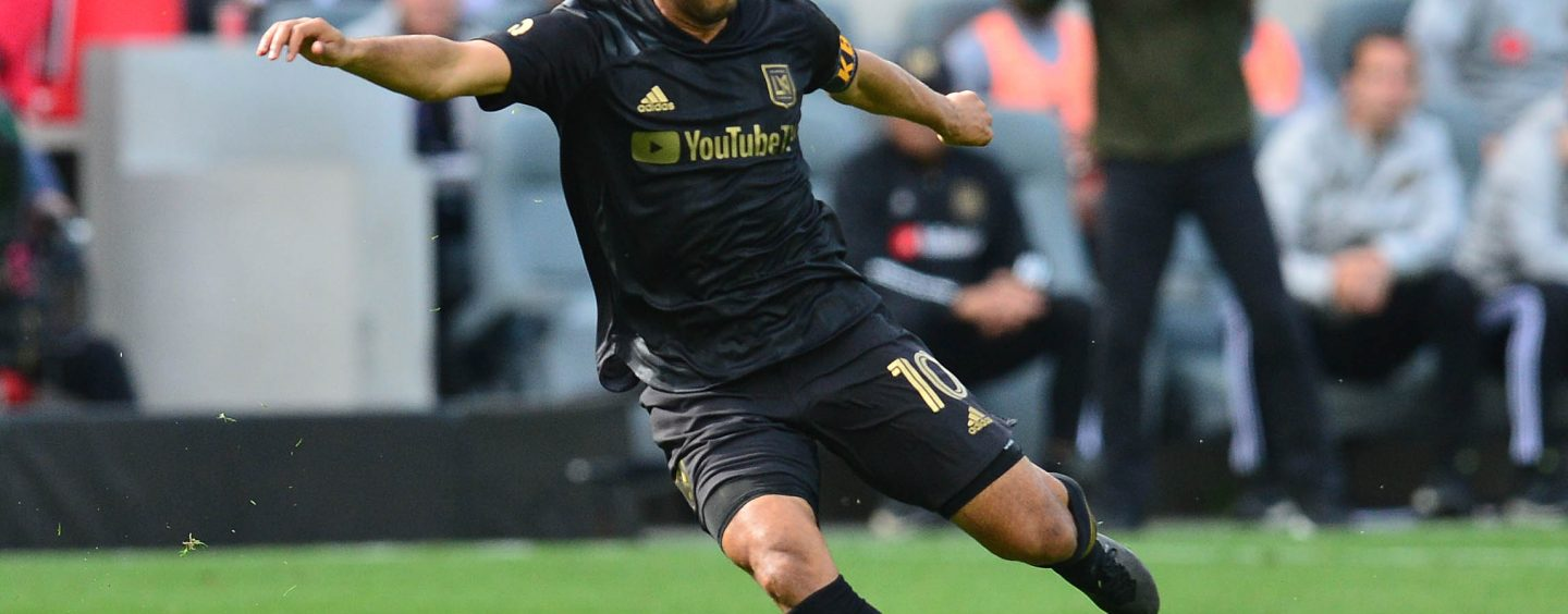 Carlos Vela Won't Join LAFC for Tournament
