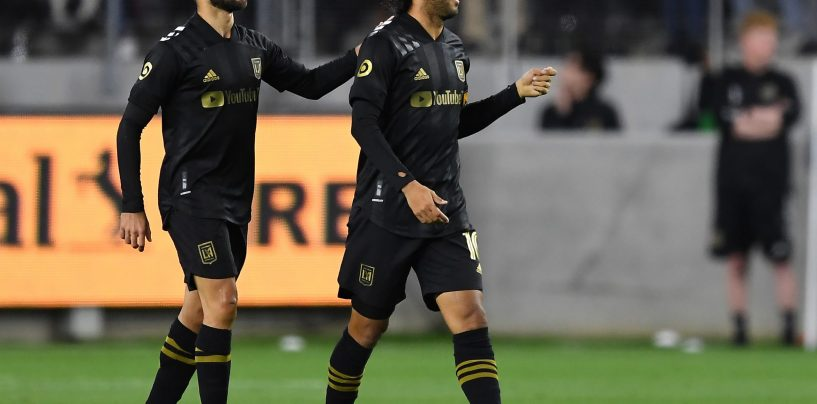 With Carlos Vela Out, What's Next for LAFC?