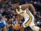 Zion Williamson Featured on Cover of NBA 2K21