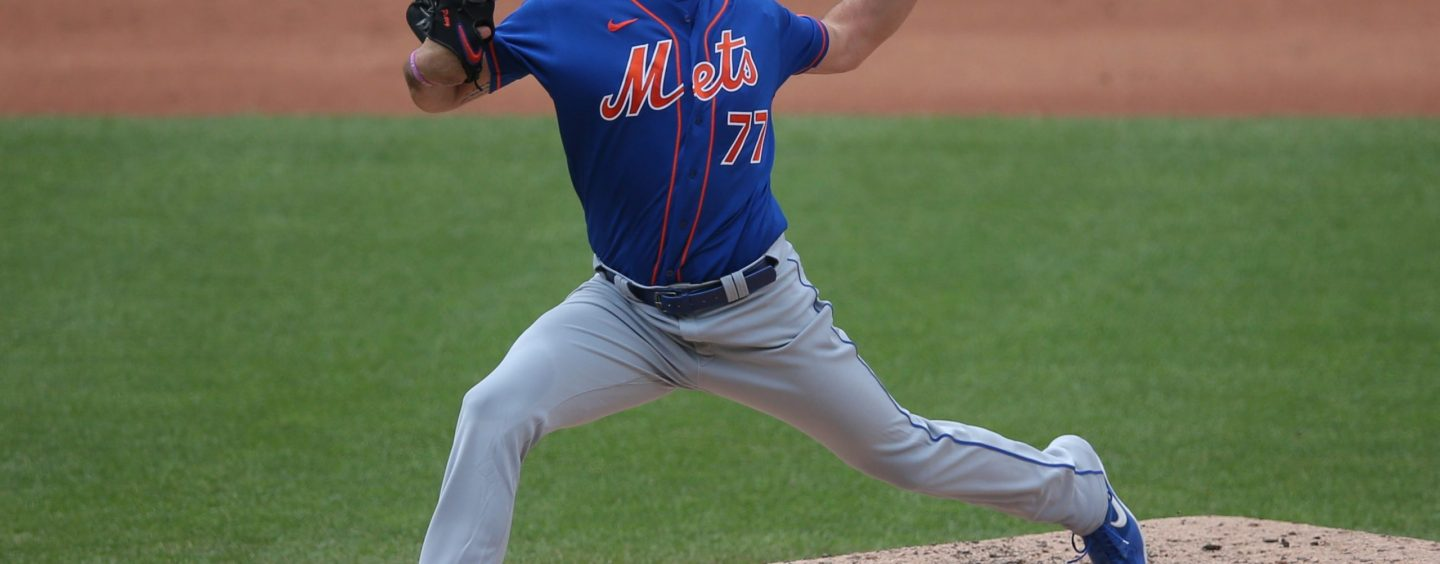 "Mets' David Peterson Talks Workouts, Progress: ""I Feel Major League Ready"""