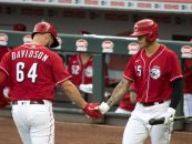 Reds Place Mike Moustakas on IL, Scratch Nick Senzel as COVID-19 Sparks Concern