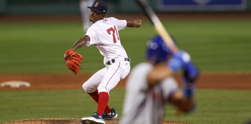 Phillips Valdez Excelling in Red Sox' Bullpen