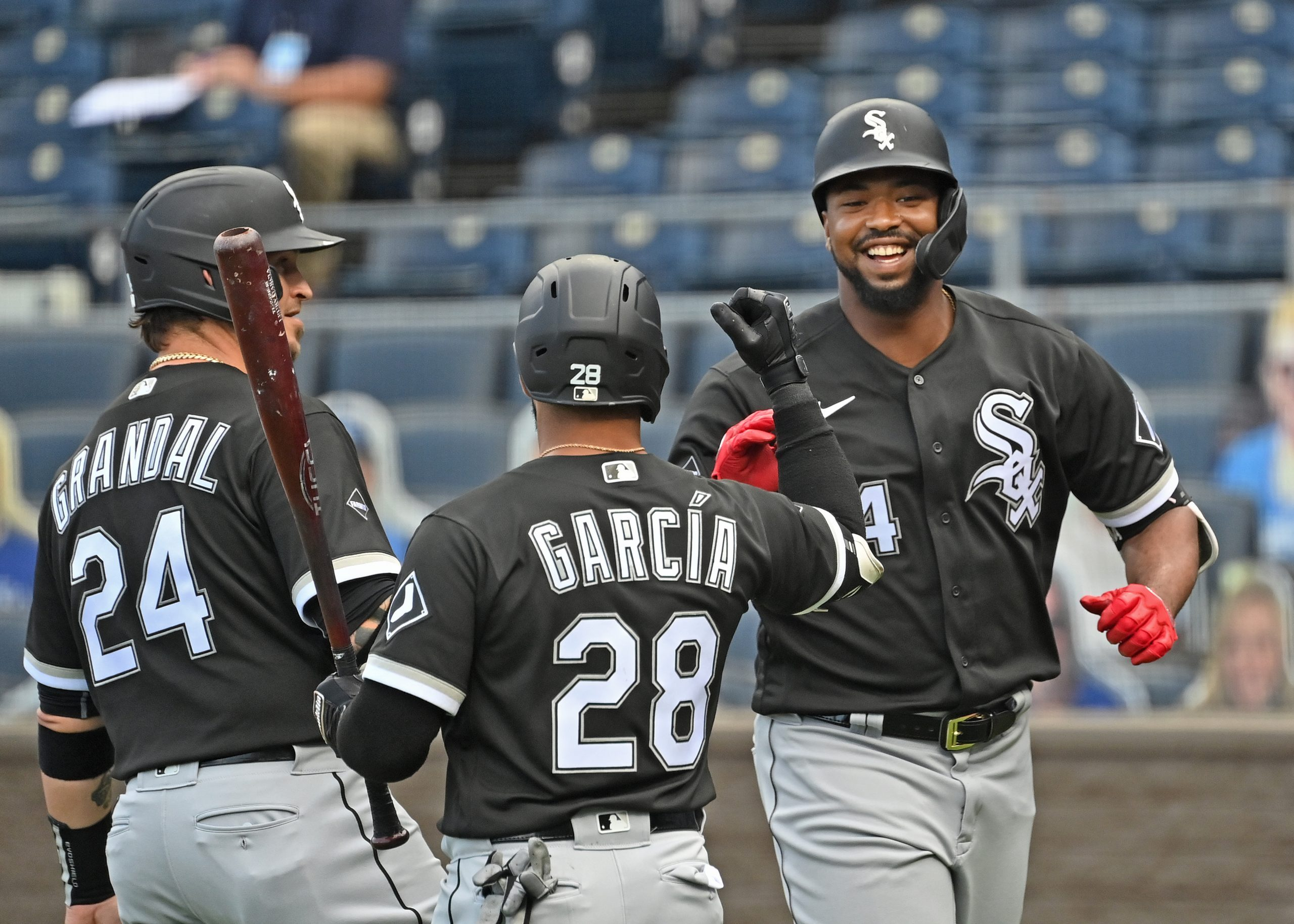 White Sox' Young Offense Explodes in 11-5 Win Over Royals