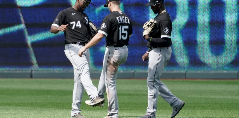 White Sox Complete Sweep of Royals