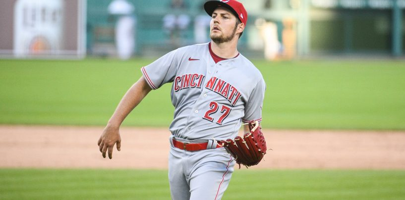 10 Days Into MLB Season, Reds Nearly Even