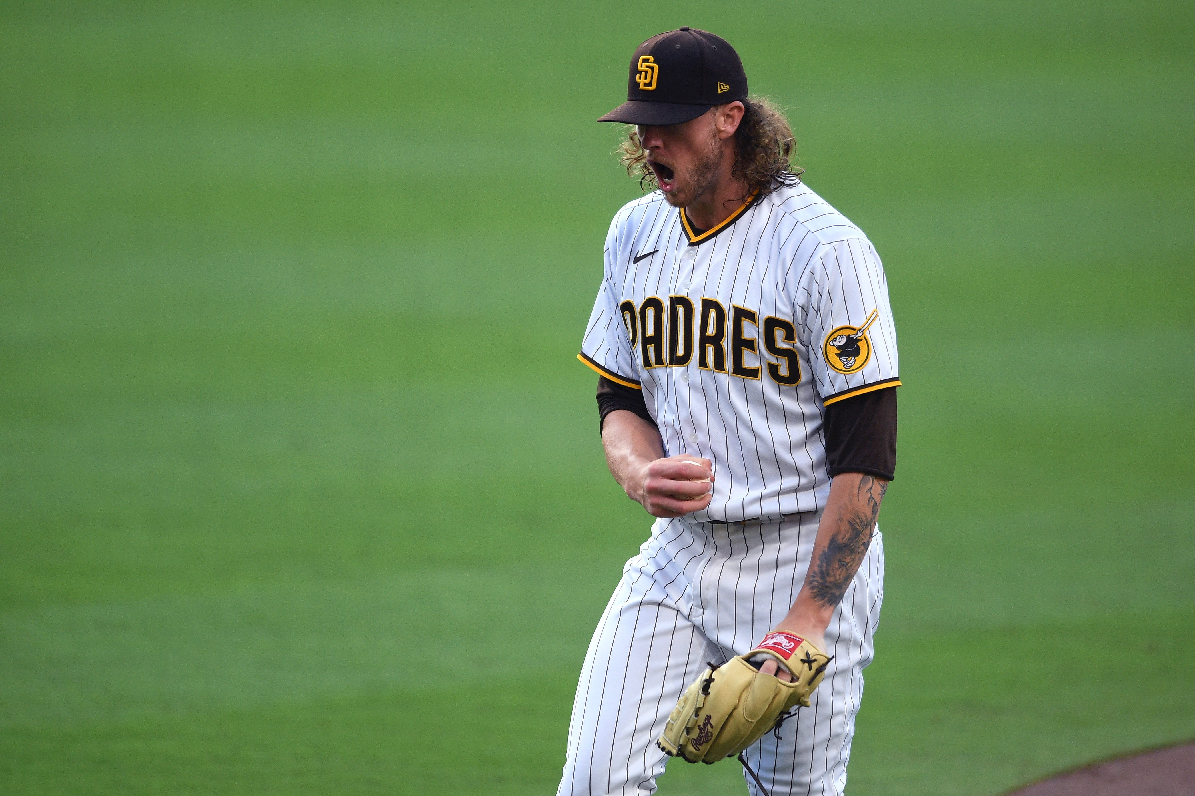 Padres Rotation Set for Dodgers Series