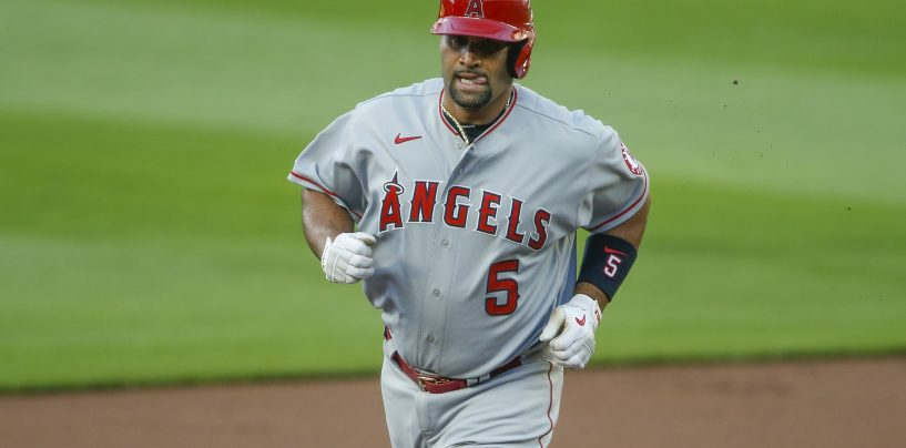 Albert Pujols Just 1 Home Run Away From Willie Mays