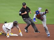 Padres Fall Short Against Dodgers
