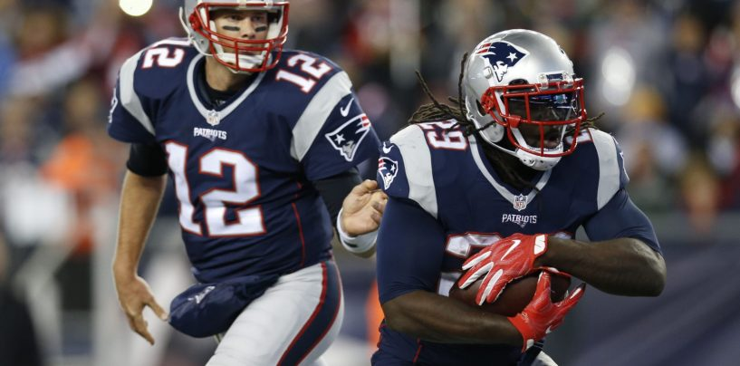 Top 3 Patriots Running Backs of the Tom Brady Era