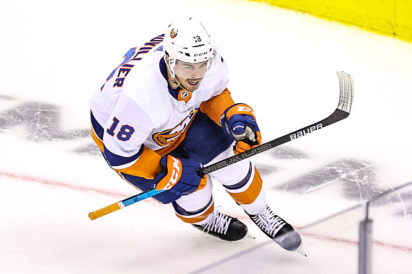 NHL Playoff Series Outlook: Anthony Beauvillier