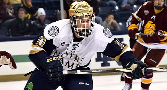 Bruins Sign Anders Bjork to Three-Year Entry-Level Contract