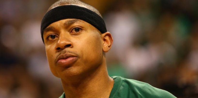 Isaiah Thomas to Miss the Remainder of the Postseason