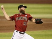 Diamondbacks Trade Bradley to Reds for Two Players