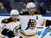 Bruins Grades: Patrice Bergeron and Brad Marchand