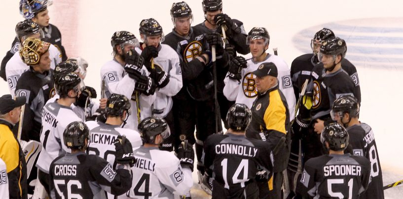 Prime Time Sports Talk's Weekly Tuesday Poll: Bruins' Top Prospects
