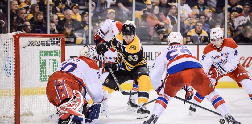 Bruins Close Regular Season With Loss; Playoff Position to Be Decided by Maple Leafs