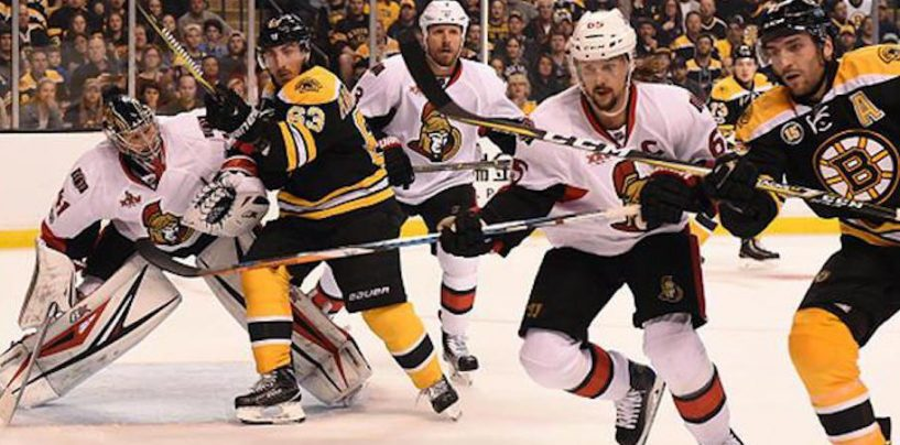 Indiscipline Dooms the Bruins in Game No. 3; Boston Trails Series 2-1