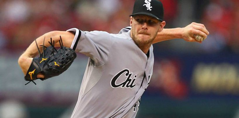 5 Things to Know About Chris Sale