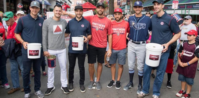 Bruins, Red Sox, Rays, and Panthers Partner Together for Hurricane Irma Relief