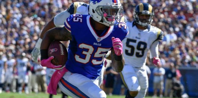 Where Would Gillislee Fit in on Patriots?