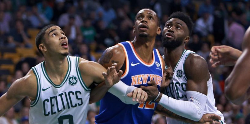 Celtics Notebook: Young Guys Get C's Back on Track