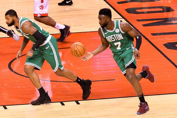 NBA DFS Core Four 8/19/20
