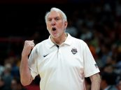 Gregg Popovich won't be the coach of the Brooklyn Nets