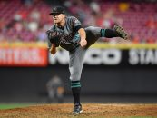 Report: Diamondbacks Trade Andrew Chafin to Cubs