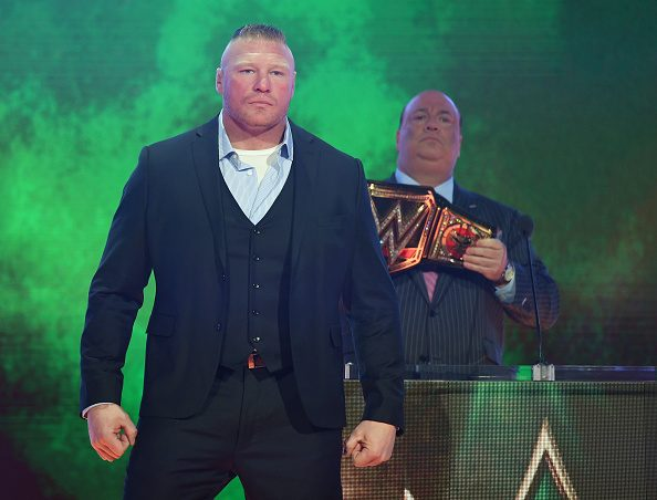 Brock Lesnar Becomes Free Agent After WWE Contract Expires