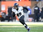 Report: Baltimore Ravens to Cut or Trade Earl Thomas