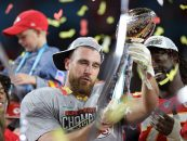 Report: Travis Kelce, Chiefs Finalizing Contract Extension