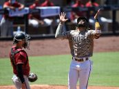 Padres Make Long-Ball History Against Diamondbacks