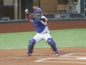 Mets Acquire Catcher Robinson Chirinos From Rangers