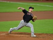 Zach Plesac Set to Return for Indians