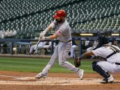 Cincinnati Reds Open New Week With Doubleheader