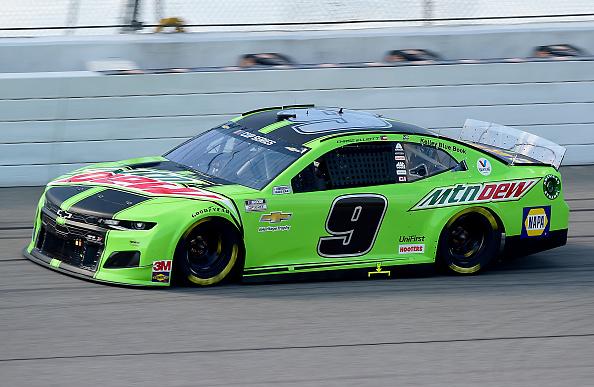 NASCAR DFS Go Bowling 235