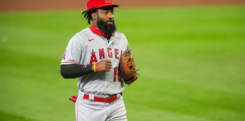 Report: Reds Acquire Brian Goodwin From Angels