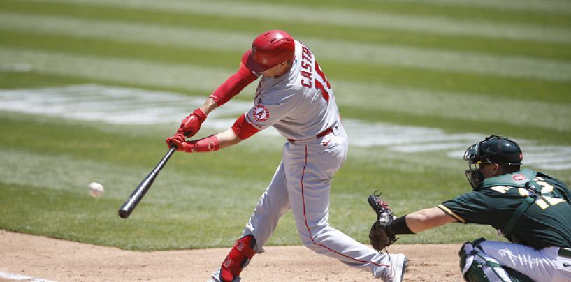 Report: San Diego Padres Acquire Catcher Jason Castro From Los Angeles Angels