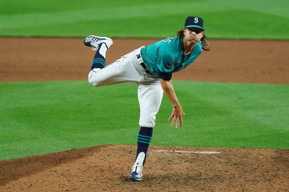 Padres Acquire Taylor Williams From Mariners