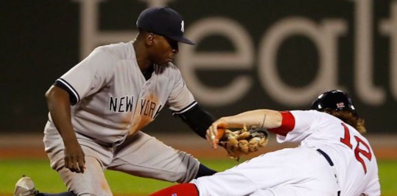 Red Sox Caught Using Apple Watch to Steal Signs From the Yankees