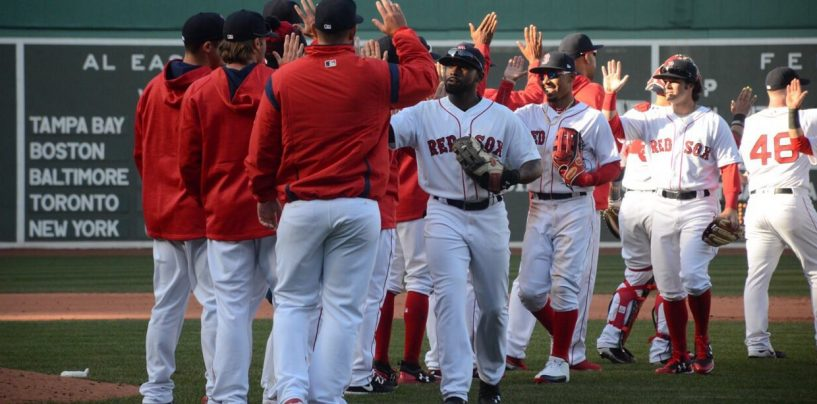 Red Sox Defeat Pirates 5-3 on Opening Day