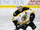 Bruins Place David Krejci on IR; Rule out Brad Marchand for Monday Night